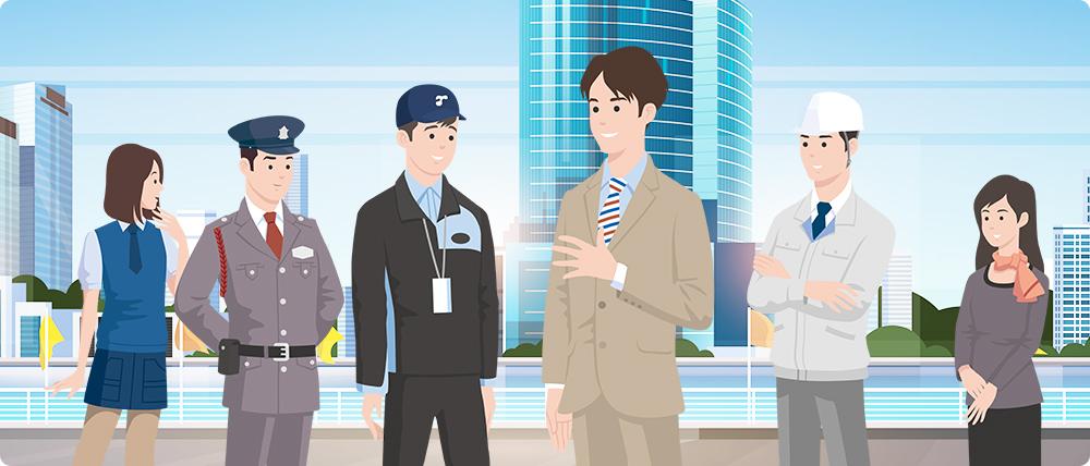 Building management/Building maintenance