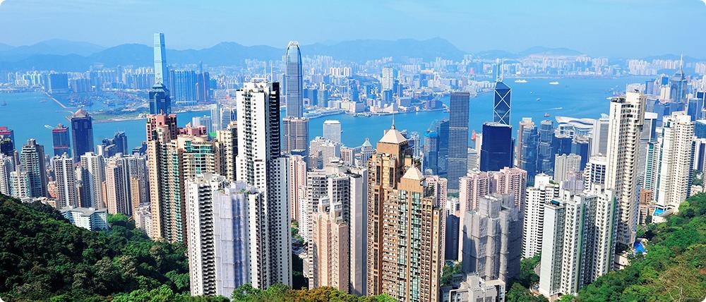 海外事業:香港