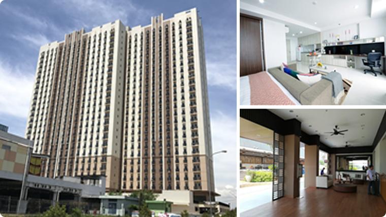 Azalea Suites Green Palace Residence