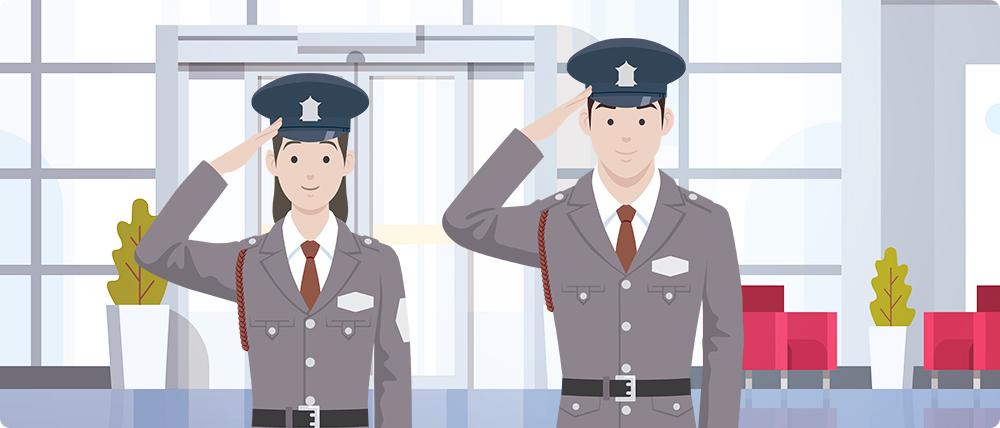 警備業務 | 大成株式会社