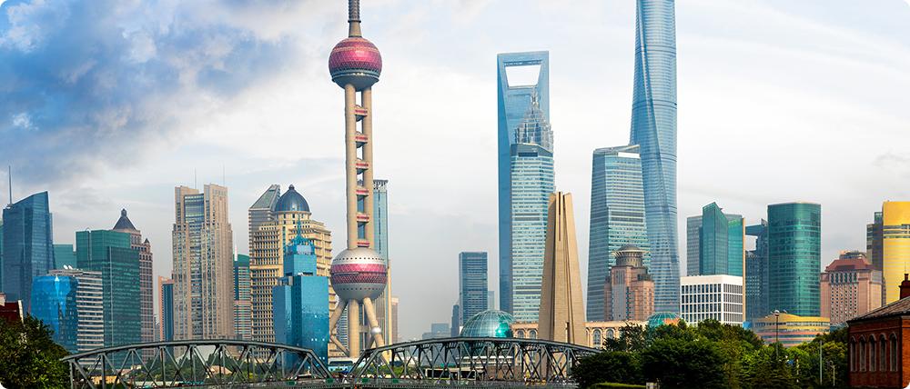 海外事業:中国