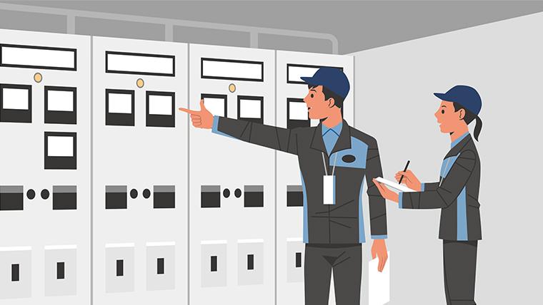 設備運転管理業務