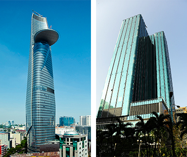 Bitexco Financial Tower/Saigon Times Square