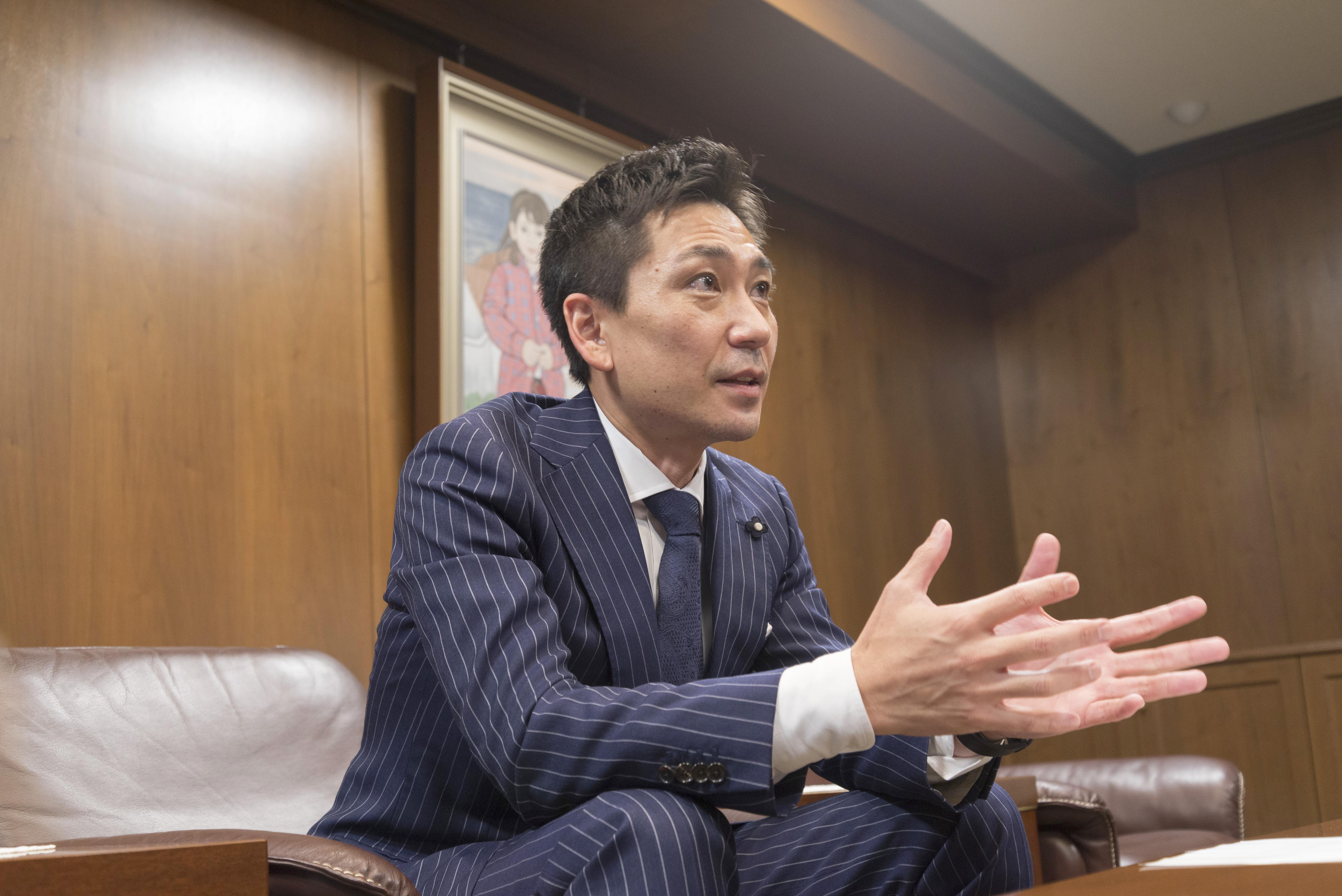 東京本社移転について~代表取締役専務 加藤憲博~